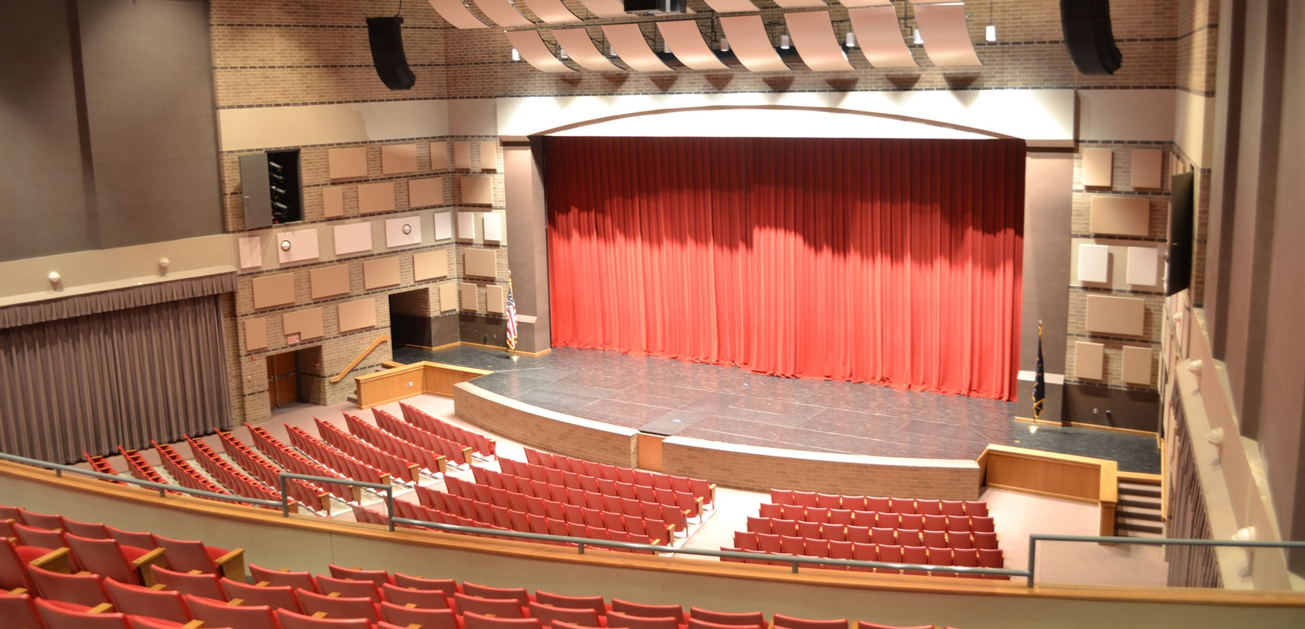 Home - PERFORMING ARTS CENTER